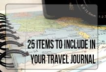 Diarios de viaje / Travel journals