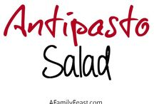 Food-Salads / Yummy salads