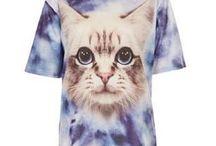 Cat Tea Shirts 2