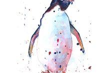 pinguins tato