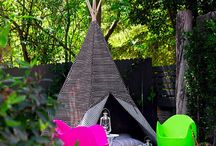 Garden & Outdoor Decoration / Decorating space with nature.
