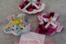 Vitrine Virtual / Vitrine Virtual é um espaço onde estarei postando meus trabalhos em crochê, para apreciação e para encomendas.