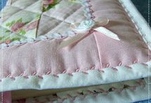 Quilt edges, binding, beautiful finishes