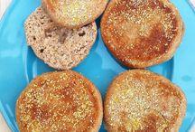 Pan casero y saludable