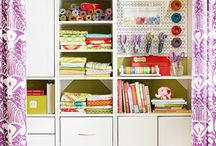 Craft Room/Office / by Jessica Nanney