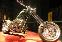 Fantasy Choppers / by Chris Merrill