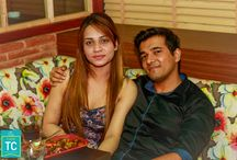 "Gurgaon Terrace Launch - Flower Power / Cafe TC, Gurgaon launched its new terrace with its theme based party called ""Flower Power"" on 12th September, 2015. Here's a glimpse!"