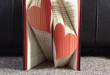 Book folding / by Sheila O'Donoghue