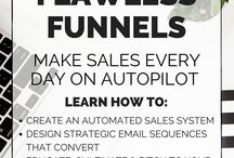 Sales, Pricing & Conversions / Sales funnels, online selling, pricing, sales conversions
