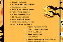 Halloween : Víspera de Todos los Santos