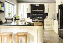 Kitchens and Kitchen Decor