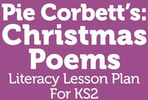 Talk For Writing and Pie Corbett