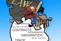 Legal Translation / Legal translation for immigration, contracts, financial documents and more.