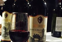 Wines / Montepulciano is famed for the red wine called Vino Nobile which means noble wine..