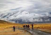 MANALI TO LEH CYCLING EXPEDITION / Manali, an excellent place for adventure loving people. Cycling is a common activity here to experience the rocky routes as well as the chilled air breeze. Remember, cycling isn't easy, but the experience is always great.!!!