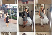 Dressing the baby bump