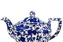Burleigh English Pottery / by Prince Edward Island Preserve Co.