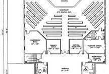 Community Hall Floor Plans
