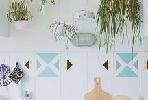 Interior Inspo / Botanical. Minimalist. Zen. Pure. Scandinavian. Industrial
