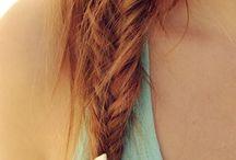 Long hair, nice hair
