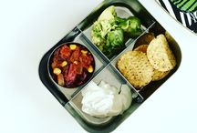 Kids lunch box ideas / Kid approved healthy eating lunchbox ideas for school or at home.