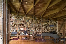 bookshelves: my wonderland.. / by Joey Violett