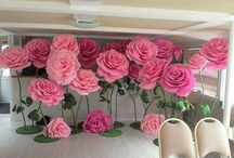 rosas gigantes