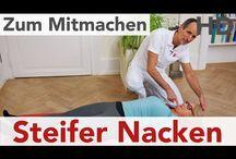 nackenschmerzen