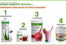 nutricion / Nutrición y Bienestar