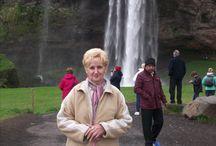 Izlandon jártam / Izland csodálatos ország, mindenkinek ajánlani tudom, ha teheti tegyen ott egy körutazást.