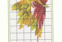cross stitch / by georgette gentiana