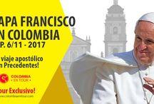 Tour Papa Francisco en Colombia