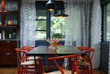 Dining room chairs / by Ann Lambrecht