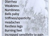 B12 Deficiency's ~ Symptoms