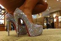 """""""Give a girl the right shoes and she can conquer the world""""-Marilyn Monroe"""