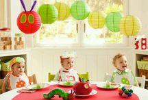 Alan, Ian & Fiona's birthday party ideas