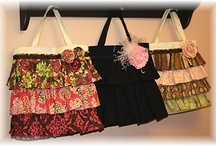 DIY {{Purses/Bags/Totes/Misc}}  / by Brandyn Barksdale