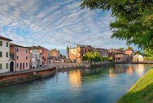 Su e giù per il Brenta / Luoghi più o meno noti tra Padova e Venezia
