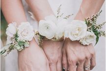 Corsages | Clutches | Floral Crowns / by Ashley Alphin ( C & A Event Planning )