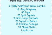 Oats & Rows - Workouts