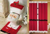 navidad baño