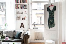 City Apartment Living❤️give me a small apartment, enough food to eat, and a career I love!  / Home decor / by Dani Reedy