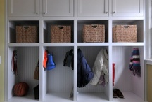 Mudroom / by Jamie Michaelis