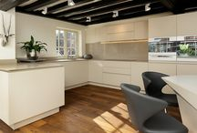 Showrooms / Photos of UK showrooms which display Caesarstone