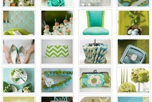 Color Combinations / by Heather Watkins