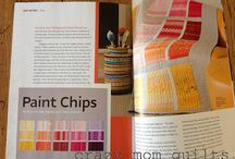 Quilts: Patterns I Have
