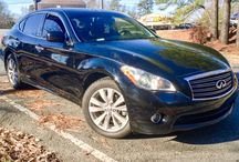 2011 Infiniti M37 AWD sedan For Sale in Durham NC at The Auto Finders