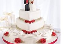 Wedding Cakes / Variety of specially created wedding cakes