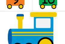 Preschool Transportation Theme / by Lisa Szydlowski