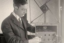 Hamradio Oldies / Radio amateurs photos from old times